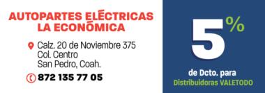 SP121_AUT_AUTOPARTES_ELECTRICAS_LAECONOMICA_DCTO