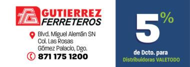 LAG685_FER_GUTIERREZ_FERRETEROS_DCTO