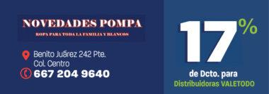 CLN29_ROP_NOVEDADES_POMPA_DCTO