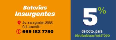 MZT217_AUT_BATERIAS_INSURGENTES_DCTO