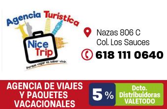 DG610_VAR_AGENCIA_TURISTICA_NICE_TRIP_APP