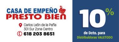 DG613_VAR_CASA_DE_EMPEÑO_PRESTO_BIEN_DCTO