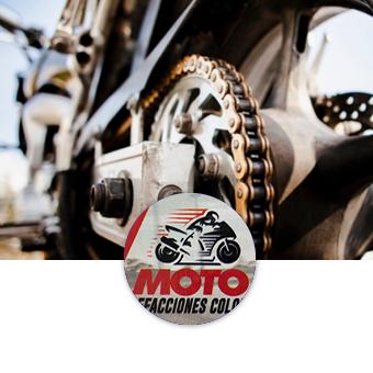 Moto Refacciones Colon
